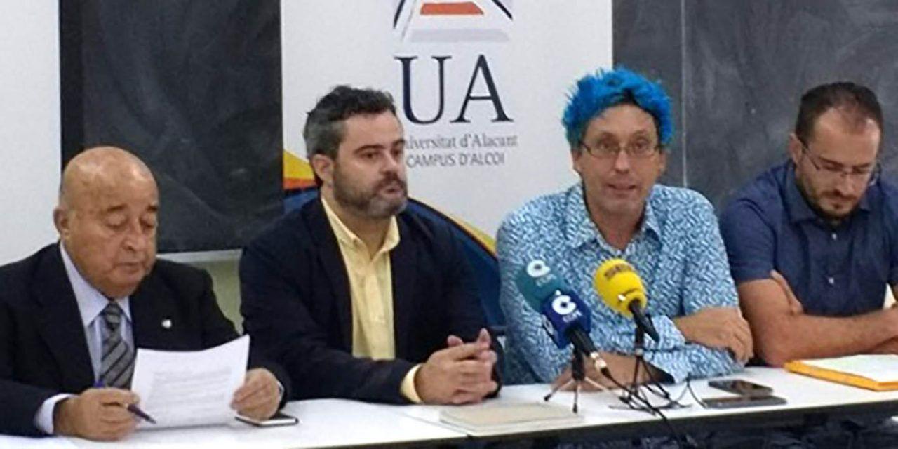 La Universidad de Alicante presenta su programación cultural trimestral para su Campus de Alcoy