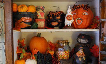 El comerç i el mercat de la Zona Nord celebren Halloween