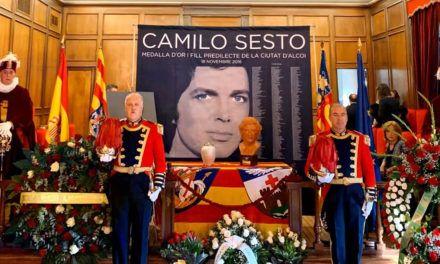 Alcoy da su último adiós a Camilo