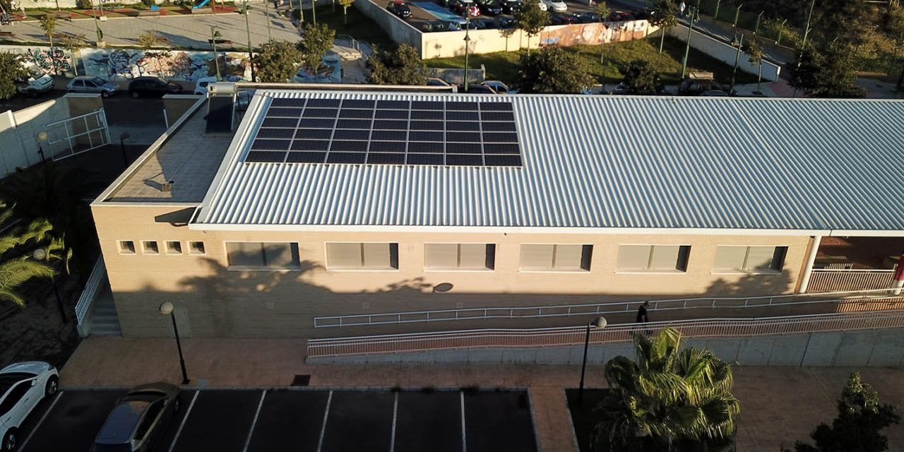Energia neta i renovable per als col·legis Miguel Hernández i Sant Vicent