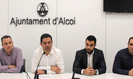 Alcoi presenta sus talentos en el encuentro 'Innpulso Emprende' de Madrid