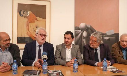 La Fundación Caja Mediterráneo presenta en el CADA de Alcoy la exposición 'Jorge Ballester. Entre el Equipo Realidad y el silencio'