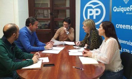 El PP planteja augmentar en 5 milions la inversió de la Generalitat a Alcoi