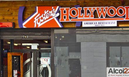 Foster's Hollywood selecciona 24 persones per al seu restaurant a Alcoi