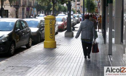 Compromís demanarà un pla de re-arbrat del carrer d'Els Alçamora