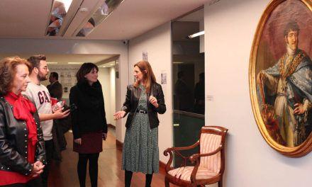 La obra inédita de Antonio Gisbert se muestra en el MUBAG