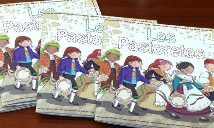 «Les Pastoretes» protagonistes de la tercera publicació nadalenca de l'Ajuntament