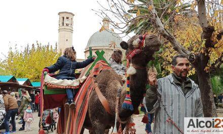 Èxit de públic del Mercat de Nadal