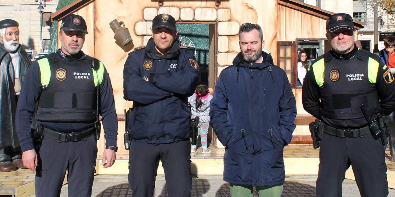 La Policia Local estrena 53 jupetins antibales