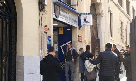 LOTERÍA | El 'Gordo' deja en Alcoi 60 millones de euros