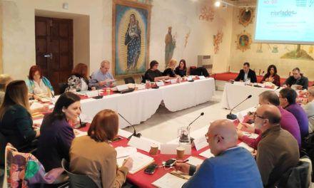 Alcoi participa en Sevilla en una reunió de la Comissió de Seguiment de la RECE