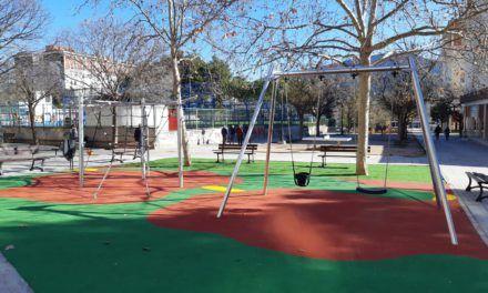 Dues zones més de jocs infantils per a la Zona Nord i Santa Rosa