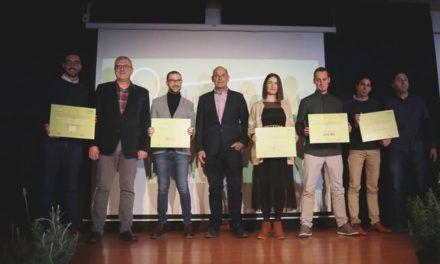 La Mancomunitat de l'Alcoià i el Comtat entrega els premis de la VIII edició del Concurs d'Empreses i Projectes Empresarials Emprenedors