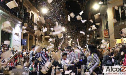 VÍDEO | El Carnaval se consolida como otro gran y multitudinario evento en Alcoy