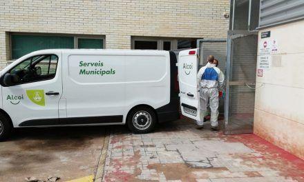 Alcoi rep una subvenció de 120.000 euros de la Conselleria per a ajudes d'emergència