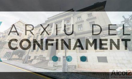 CRISI CORONAVIRUS | Alcoi demana testimonis per a la memòria del confinament per la pandèmia