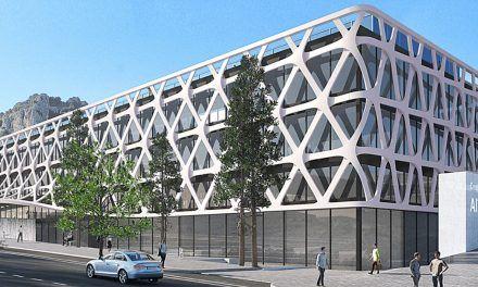 GALERÍA | Las obras del nuevo edificio de AITEX comenzarán este verano