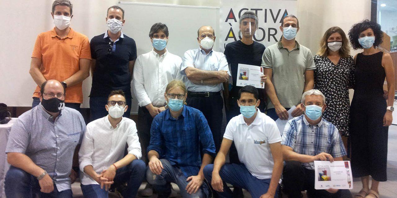 """MacroVital"" millor iniciativa del programa Activa Àgora"