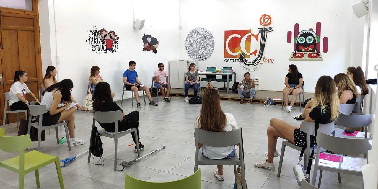 Comença el curs de Joventut per a Monitors d'Activitats de Temps Lliure