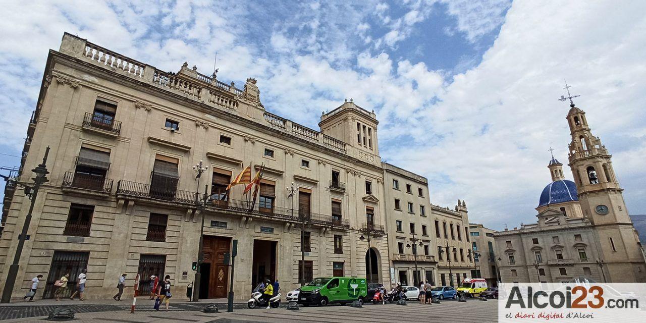 L'Ajuntament d'Alcoi ja ha rebut més de 250 sol·licituds per a accedir a les Ajudes Parèntesi II