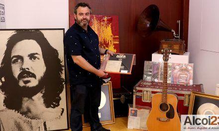 VÍDEO | Camilo Sesto deja un importante legado para su futuro museo de Alcoy
