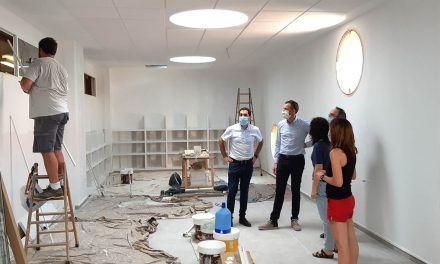 Avancen a bon ritme les obres dels CEIP Romeral, CEIP Sant Vicent i CEIP Horta Major dins del Pla Edificant