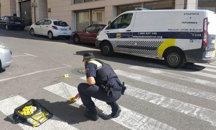 Identificat l'autor d'un atropellament gràcies a les càmeres de control municipal de trànsit