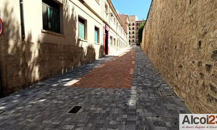 Ciudadanos Alcoy solicita cambios en el proyecto de peatonalización del centro urbano