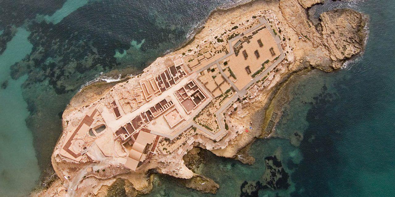 El MARQ amplía la oferta de visitas teatralizadas a los yacimientos arqueológicos de la Illeta dels Banyets y Lucentum