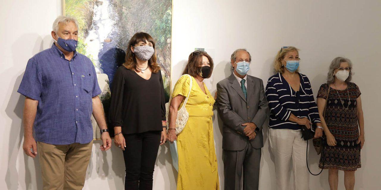 La exposición 'Paisaje Íntimo' de Cerdá Gironés llega al Palacio Provincial