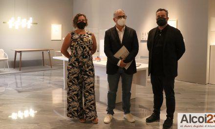 VÍDEO | L'IVAM Alcoi presenta una exposició única i excepcional sobre la història del disseny valencià