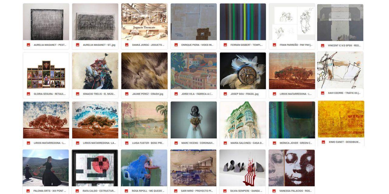 Alcoi adquireix 27 obres del projecte INDUSTRI.ART per valor de 20.000 euros