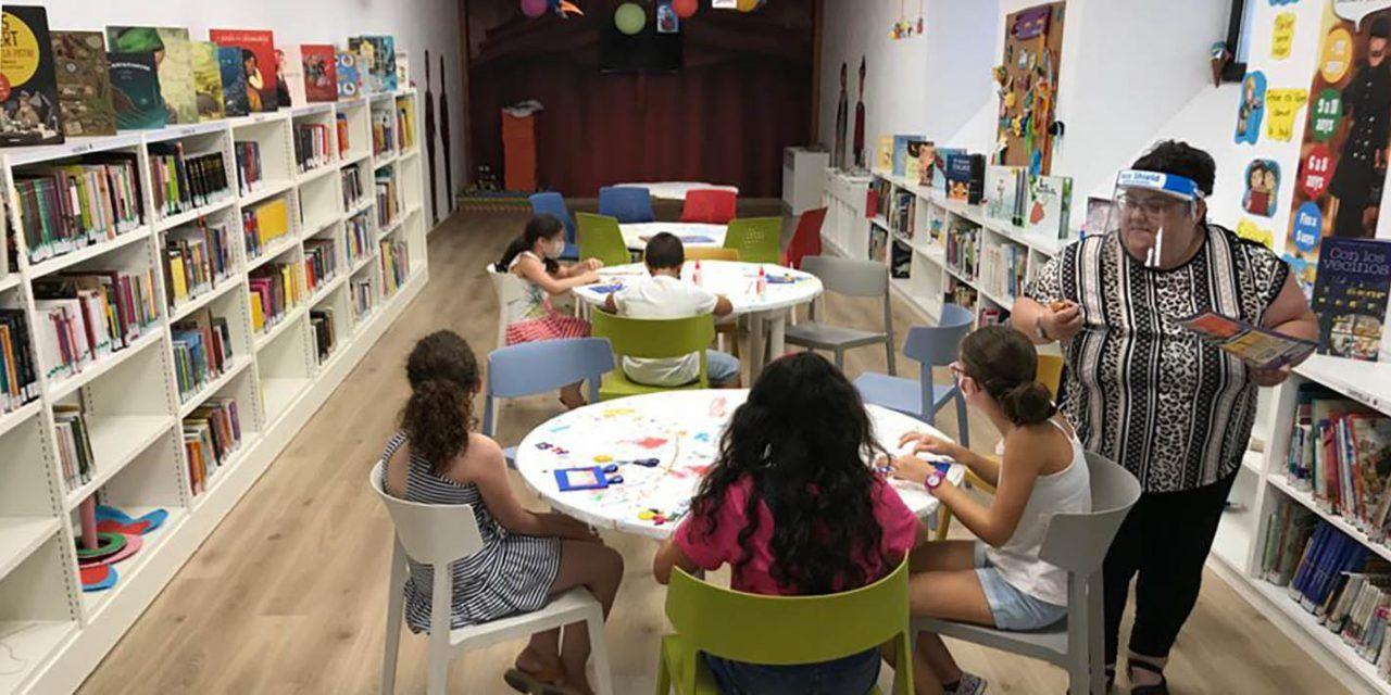 La programació d'estiu de la biblioteca Tirisiti estarà dedicada als tallers de reciclatge i la conscienciació mediambiental
