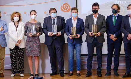 AITEX otorga 30.000€ en su segunda edición de los Premios Empresariales AITEX