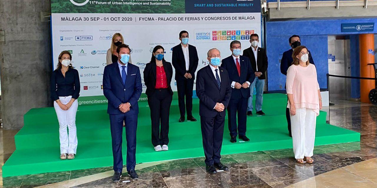 Alcoi participa en el fòrum Greencities a Màlaga