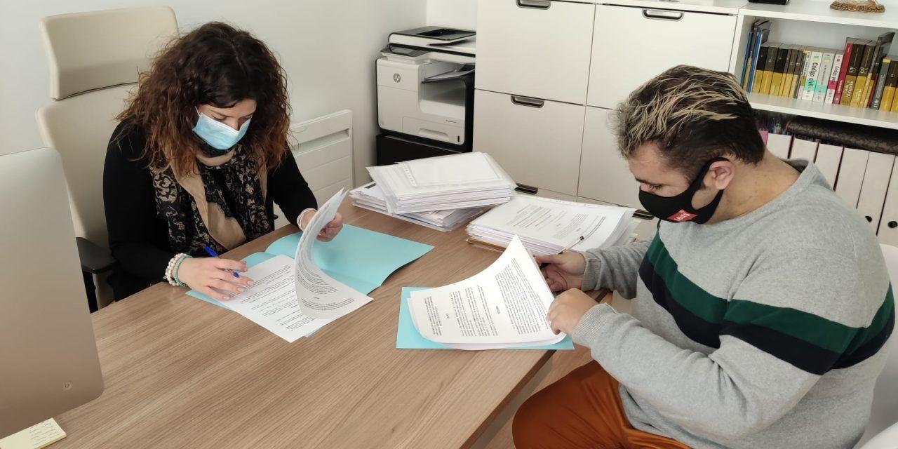 Ponts d'igualtat i TOGUE ´S Legal Services arriben a un acord perquè l'entitat LGTBIQ+ tinga assessorament jurídic