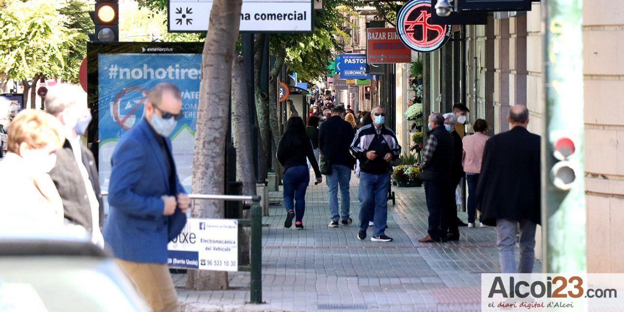 100.000 euros per a una nova campanya de descomptes als clients del comerç local d'Alcoi