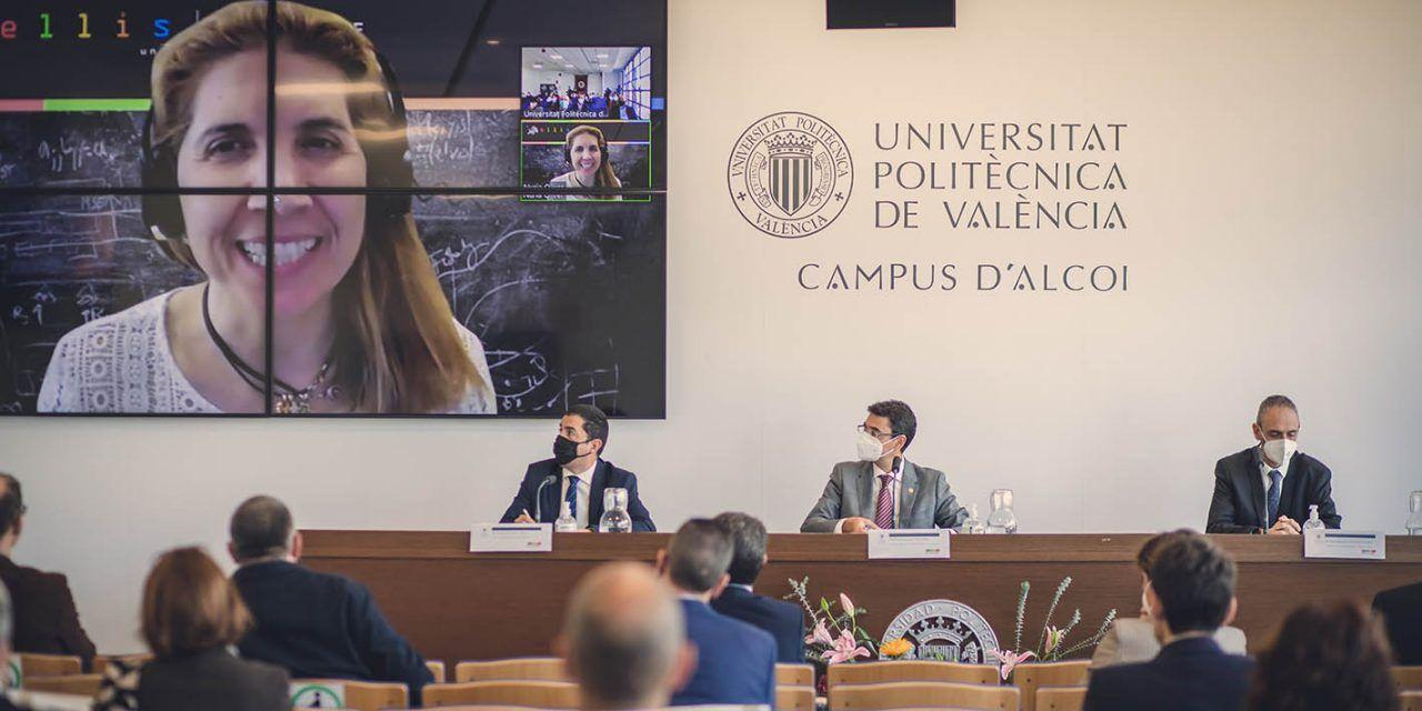 El Campus de Alcoy de la UPV celebra el acto de apertura de curso académico y la conferencia inaugural del curso 2020 – 2021