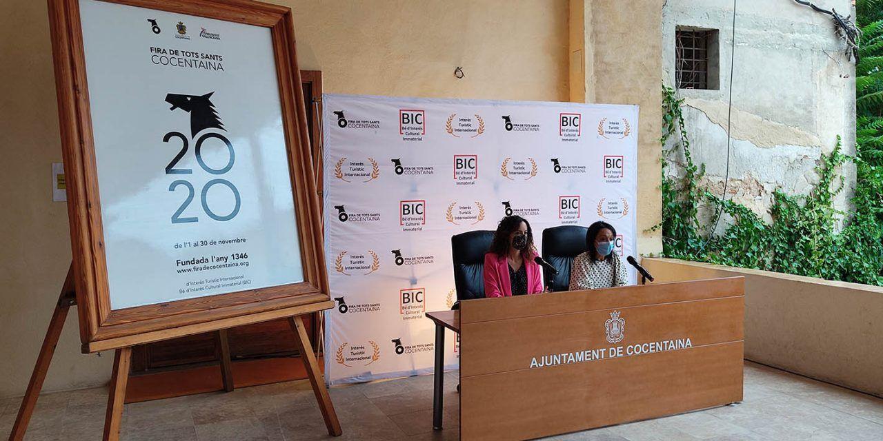 La Fira de Cocentaina celebrarà la seua 674 edició en 2020 mantenint la seua essència comercial i cultural, encara que sense aglomeracions