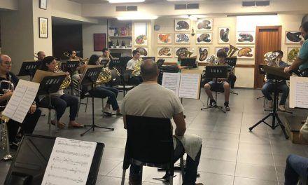 La Nova d'Alcoi cierra Música de Tardor con dos conciertos en la iglesia de Santa María