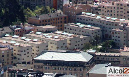 La Sang agraeix l'acord per rehabilitar les façanes del barri i reclama celeritat a l'Ajuntament d'Alcoi