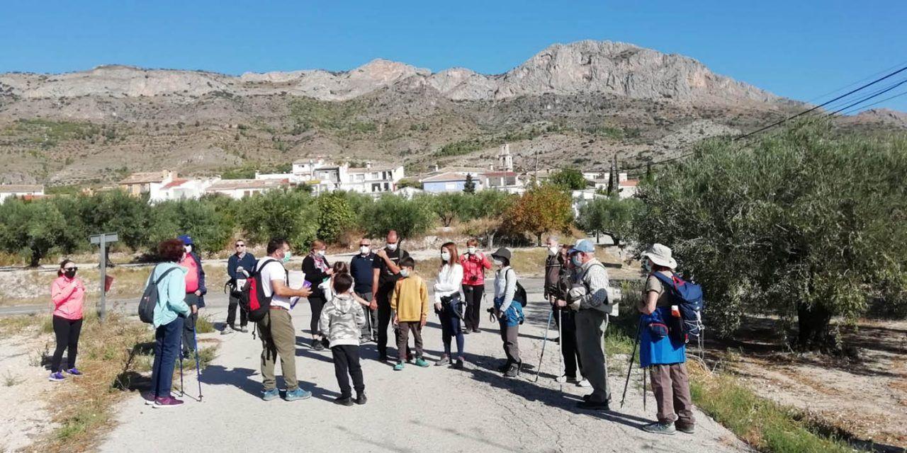Més de 450 persones participen en les rutes gratuïtes de 20Mils organitzades per la Mancomunitat de l'Alcoià i el Comtat