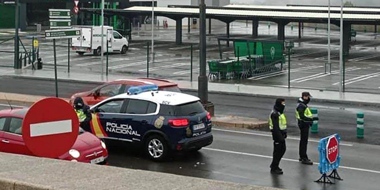 Las nuevas de medidas de la Generalitat suponen el fin del cierre perimetral de Alcoi a partir del jueves