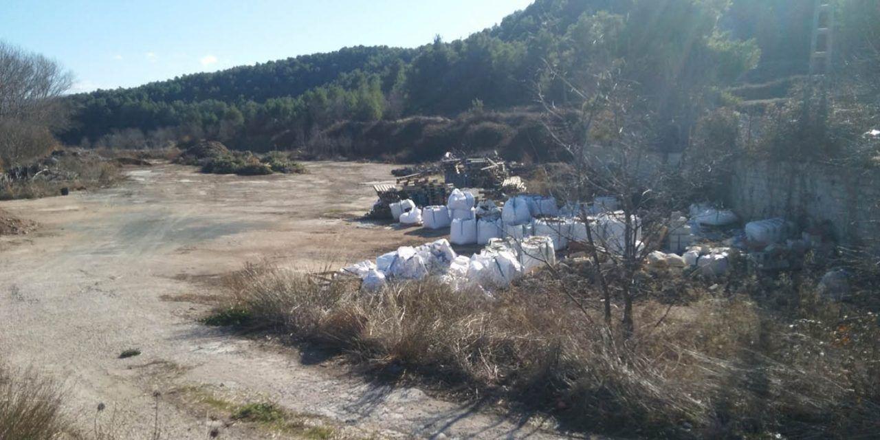 Tres noves sancions per abocaments de residus en terrenys no autoritzats