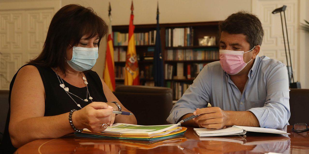 La Diputación sube de 6 a 9 millones de euros las ayudas sociales a ayuntamientos para hacer frente a la crisis del Covid-19