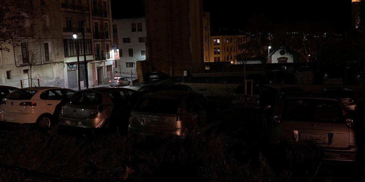 El PP sol·licita reforçar la il·luminació en l'aparcament d'El Partidor