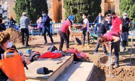 Demanen la col·laboració ciutadana per a la localització dels familiars de víctimes alcoianes en les fosses comunes d'Alacant