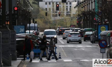 El PP planteja ampliar horaris de càrrega i descàrrega i donar permisos a veïns no empadronats en la zona de vianants