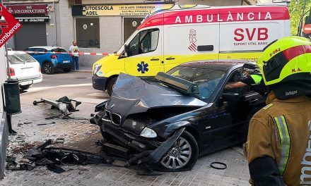 SUCESOS | Fallece un vecino de Alcoi tras ser atropellado