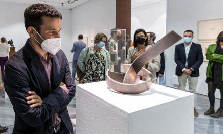 'Escultura infinita', una exposició única que situa l'IVAM-CADA d'Alcoi com a parada cultural ineludible
